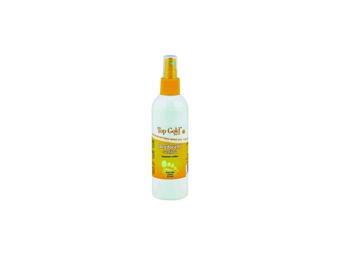 CHEMEK TopGold - deodorant s arnikou a Tea Tree Oil (na nohy) 150 g