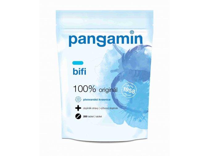 Pangamin Bifi s inulinem sáček 200 tbl.