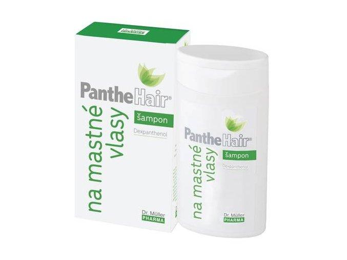 Dr. Muller PantheHair šampon na mastné vlasy 200 ml
