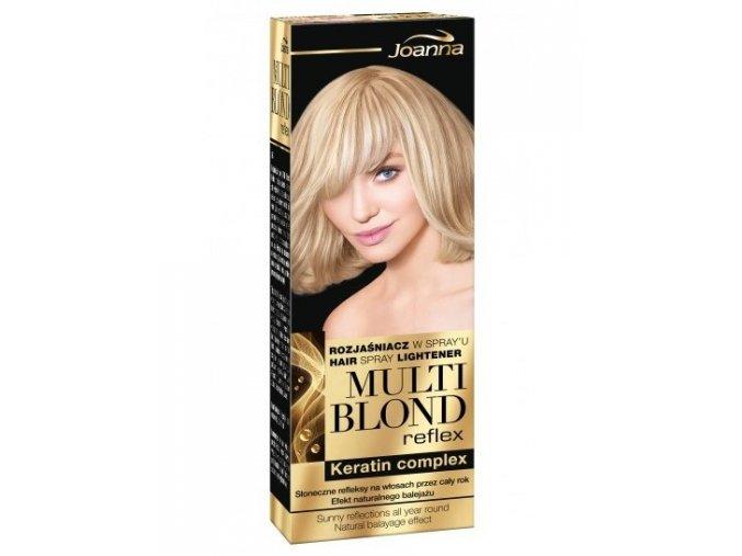 Multi Blond reflex zesvětlovač ve spreji
