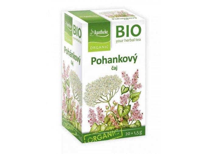 Apotheke Bio Pohankový bylinný čaj 20x1,5g