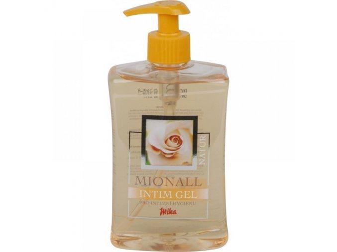 mika mionall gel pro intimni hygienu 500ml
