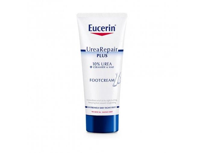 Eucerin Regenerační krém na nohy UreaRepair PLUS 10% (Foot Cream) 100 ml