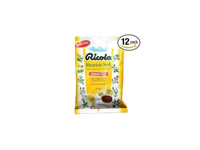 Ricola Kräuter original 75 g