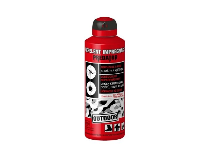 Repelent Predator Outdoor Impregnace 200 ml