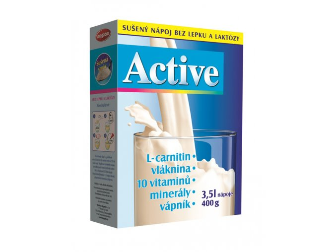 Mogador Active - sušený nápoj 400 g
