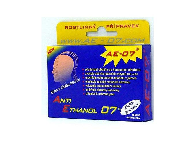 Avicenna Anti Ethanol 07 AE-07 5x2 kapsle