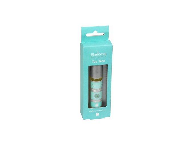 Saloos Bio aroma roll-on Tea tree 9 ml