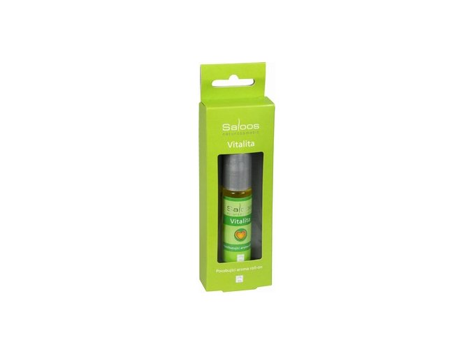 Saloos Bio aroma roll-on Vitalita 9 ml