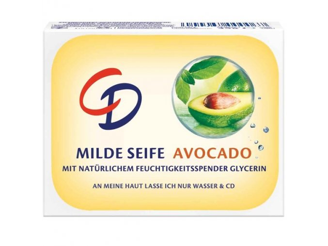 CD Mýdlo Avocado 125g