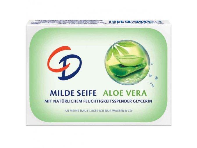 CD Mýdlo Aloe Vera 125g