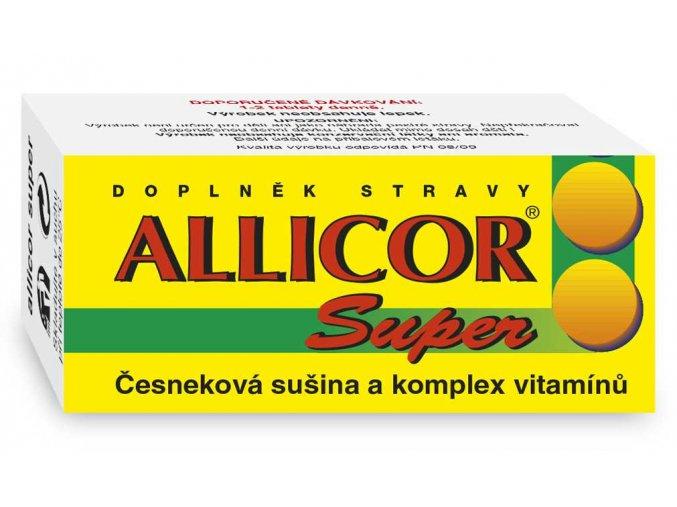 Naturvita Allicor Super 60 tbl.