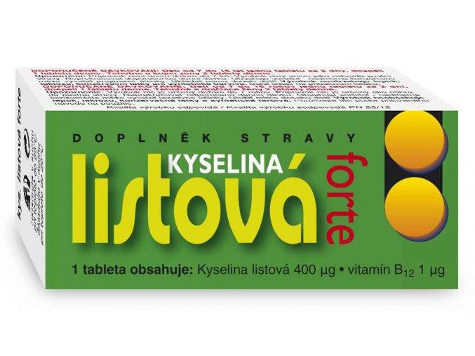 Naturvita Kyselina listová forte 60 tbl.
