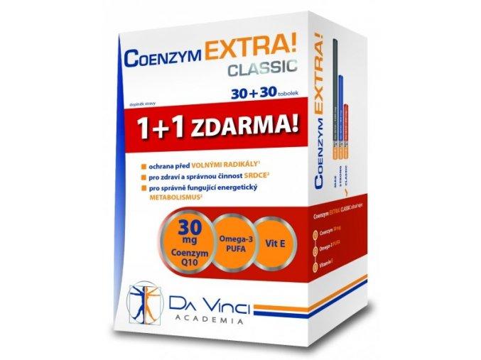 Simply You Coenzym Extra! Classic 30 mg 30 tob. + 30. tob ZDARMA