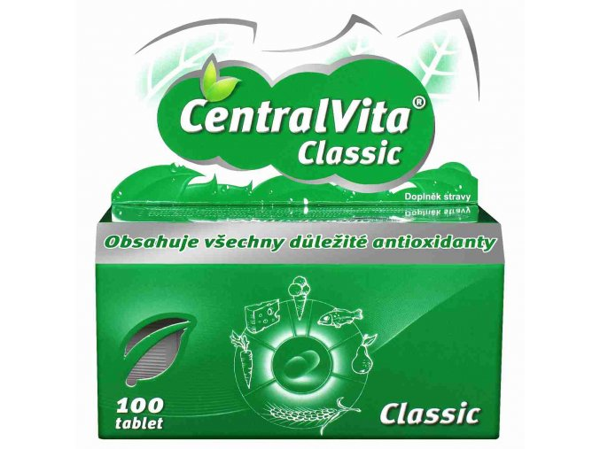 VitaHarmony CentralVita Classic multivitaminy 100 tbl.