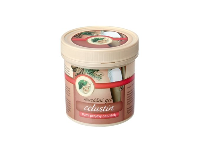 Topvet Celustin masážní gel 500 ml