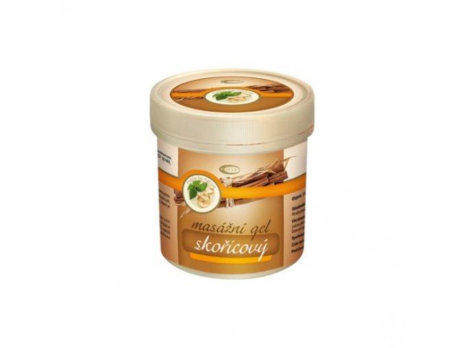 skoricovy masazni gel 250 ml