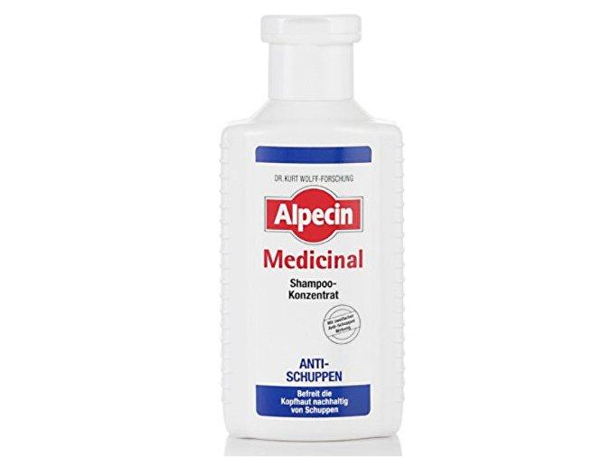 Alpecin Šampon proti lupům (Medicinal Shampoo Concentrate Anti-Dandruff) 200 ml