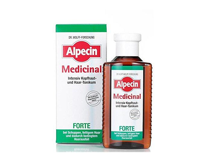 Alpecin Intenzivní vlasové tonikum proti vypadávání vlasů (Medicinal Forte Liquid) 200 m
