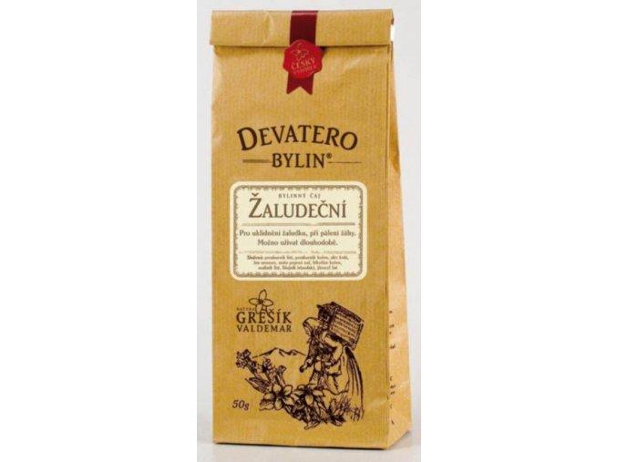 Grešík Žaludeční čaj sypaný 50 g Devatero bylin