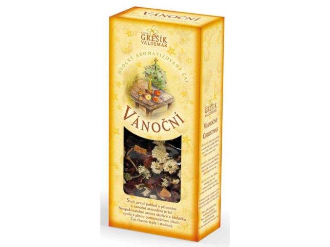 Grešík Vánoční ovocný čaj sypaný 100g