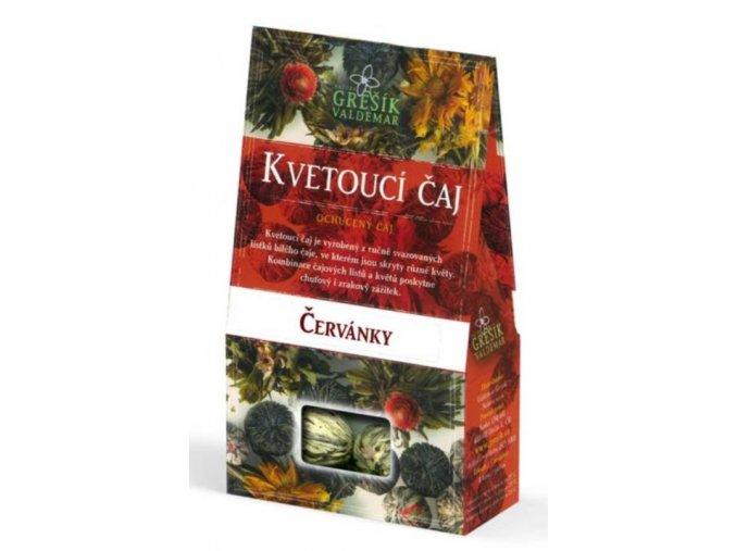 Grešík Červánky kvetoucí čaj v krabičce 4 ks