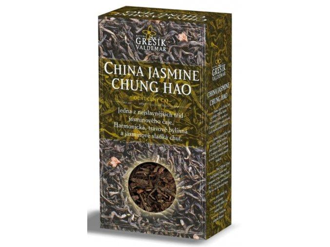 Grešík China Jasmine Chung Hao sypaný 70 g