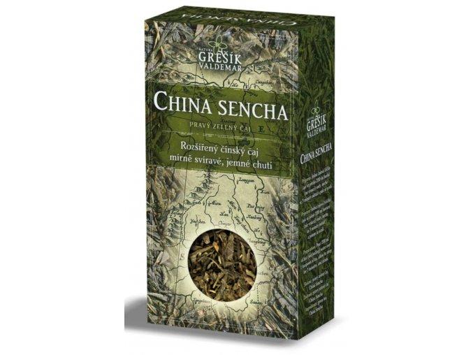 Grešík China Sencha sypaný 70 g