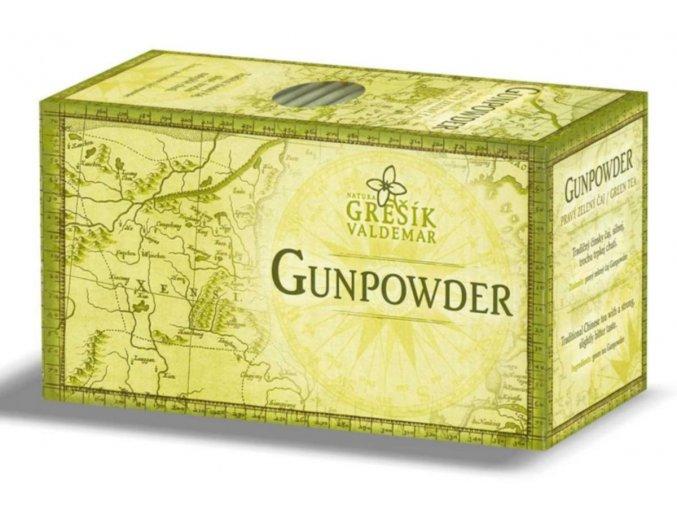 Grešík Gunpowder n.s. 20 x 2,0 g