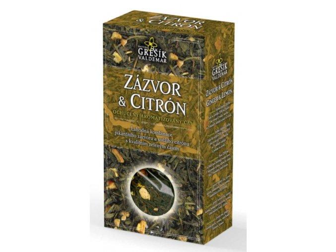 Grešík Zázvor & Citrón sypaný 70 g
