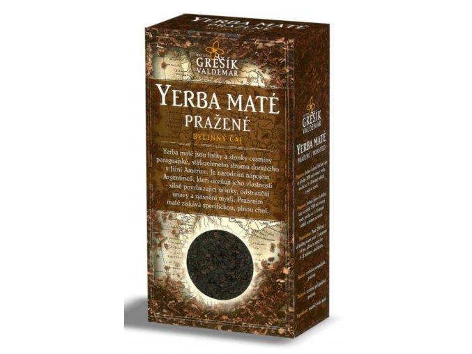 Grešík Yerba maté pražené sypaný 70 g