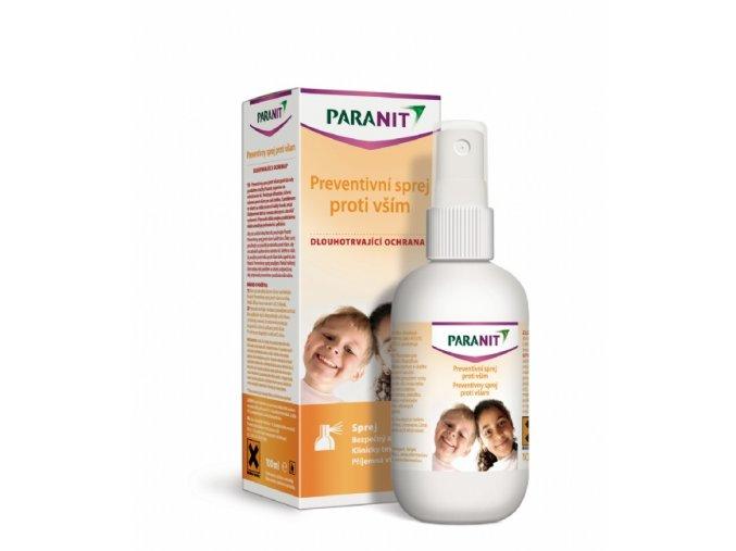 Omega Pharma Paranit preventivní sprej proti vším 100 ml