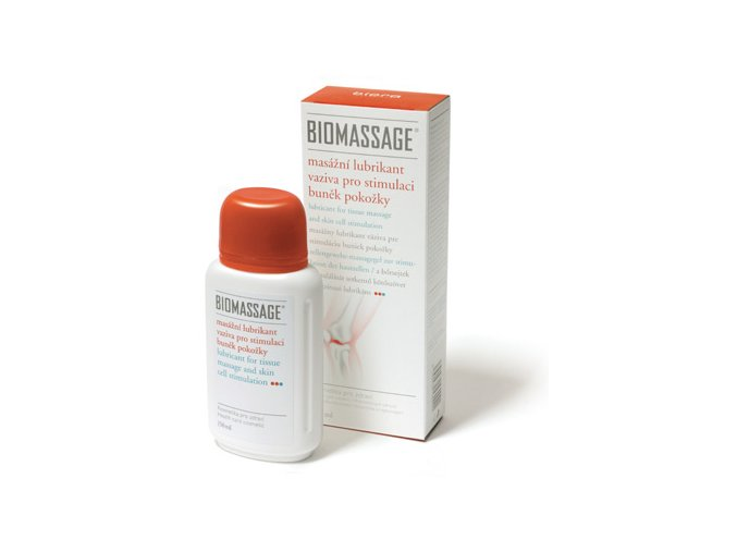Biora Lubrikant vaziva Biomassage 125 ml