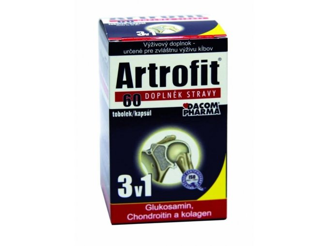 Dacom Pharma Artrofit 60 tob.