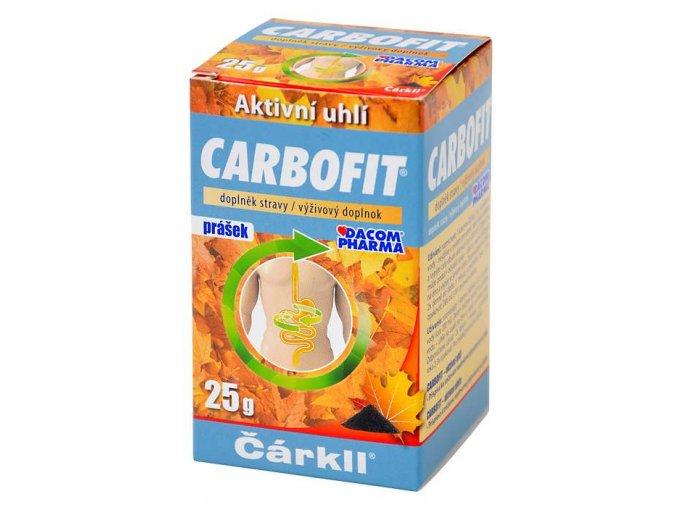 Dacom Pharma Carbofit prášek 25 g