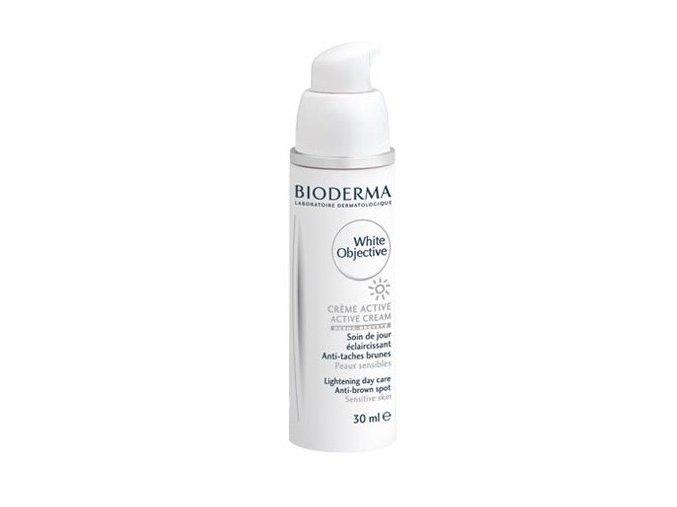 Bioderma Denní péče proti pigmentovým skvrnám White Objective 30 ml