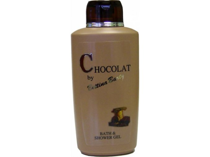 Bettina Barty sprchový gel Chocolat 500ml