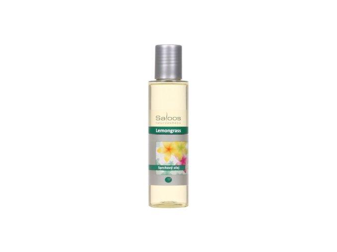 Saloos Lemongrass - sprchový olej