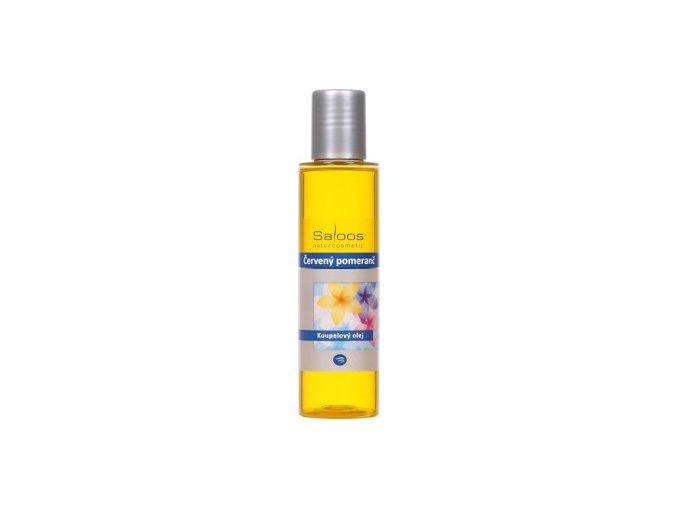 Saloos Červený pomeranč - koupelový olej