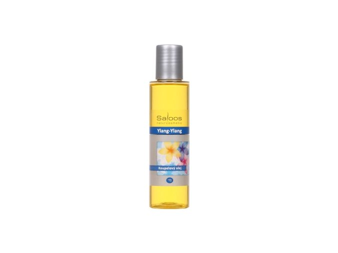 Saloos Ylang-ylang - koupelový olej
