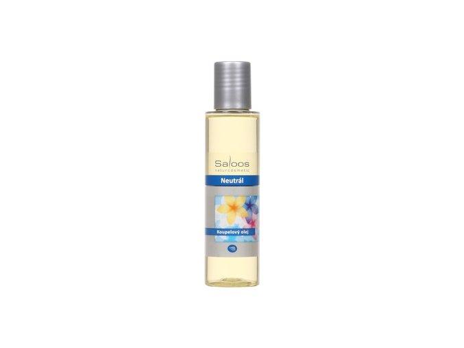 Saloos Neutrální - koupelový olej