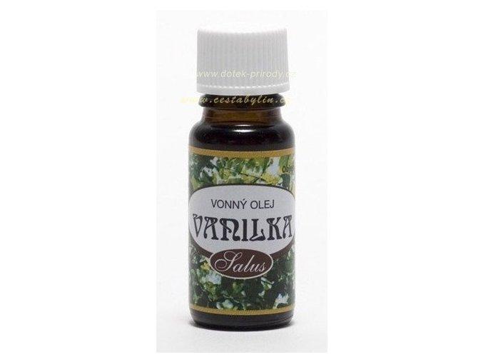 Saloos Vanilka - vonný olej 10ml