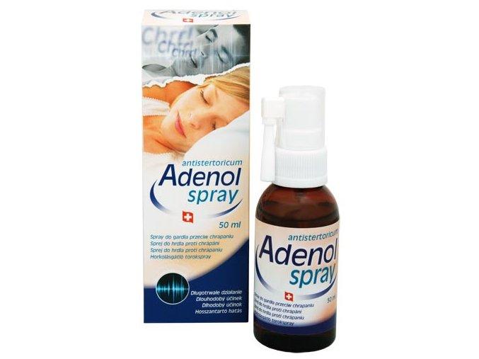 Herb Pharma Adenol sprej do hrdla proti chrápání 50 ml