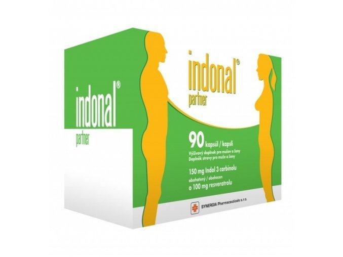 Synergia Indonal Partner 90 kapslí