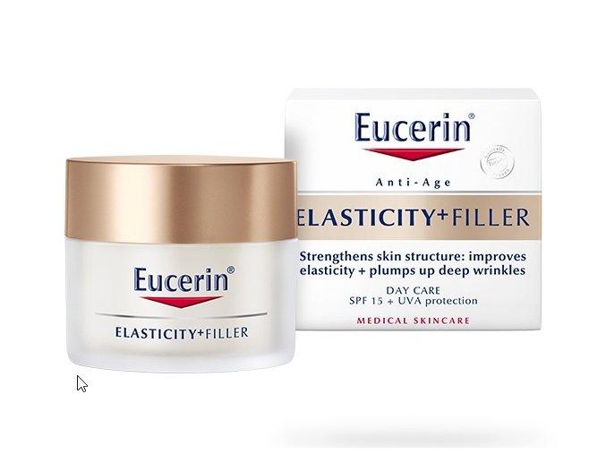 Eucerin Denní krém proti vráskám Elasticity+Filler 50 ml