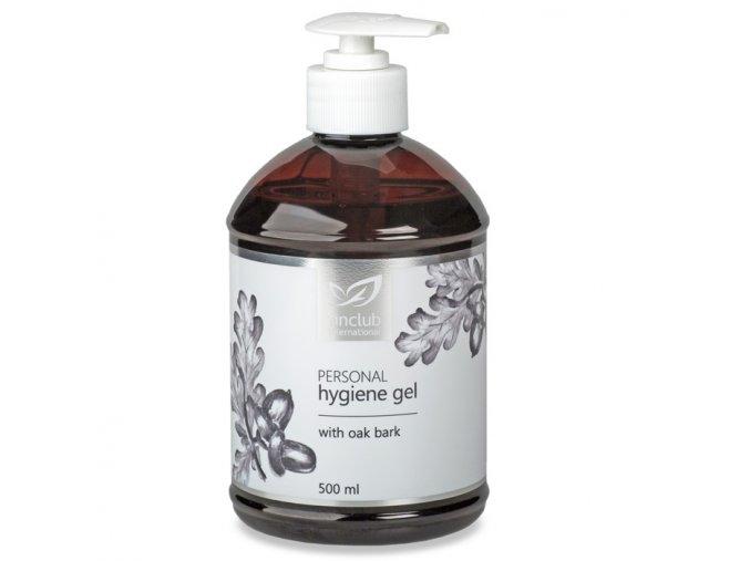 Finclub Gel pro intimní hygienu s dubovým extraktem 500 ml