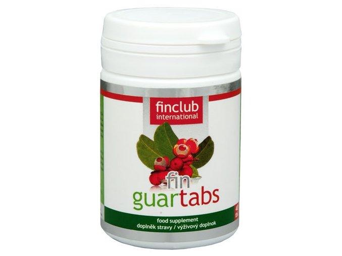 Finclub Fin Guartabs 40 tbl.