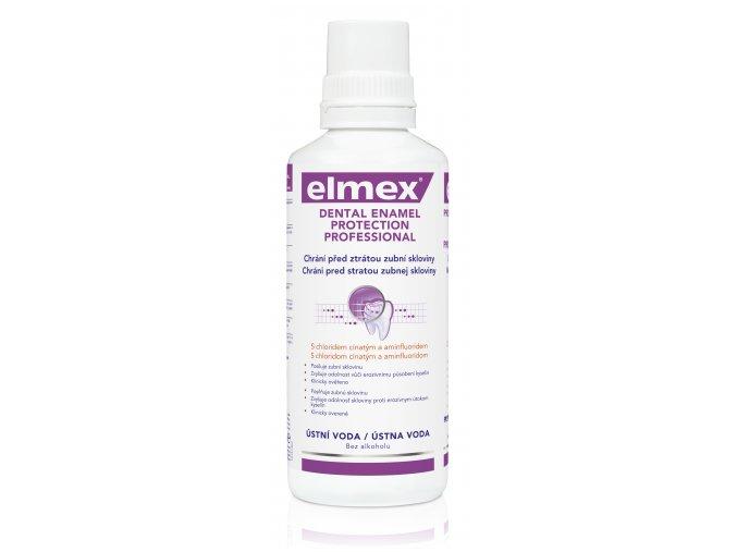 Elmex Ústní voda Enamel Protection Professional 400 ml