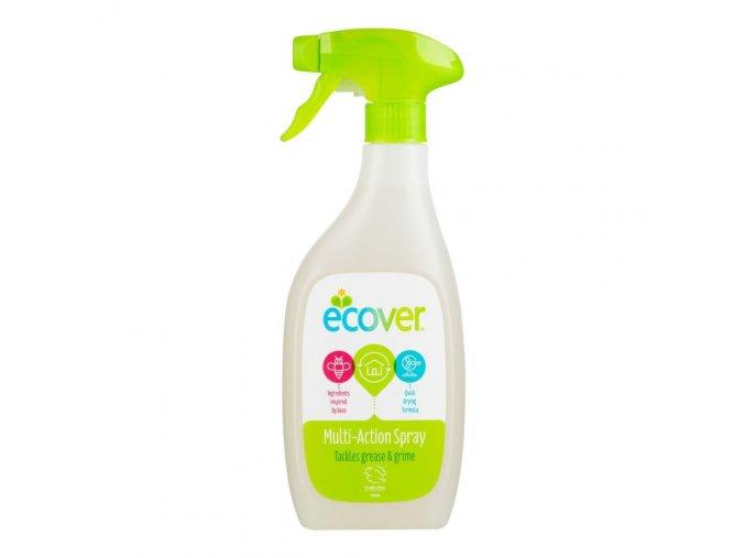 Ecover Čistící prostředek pro domácnost s rozprašovačem 500 ml