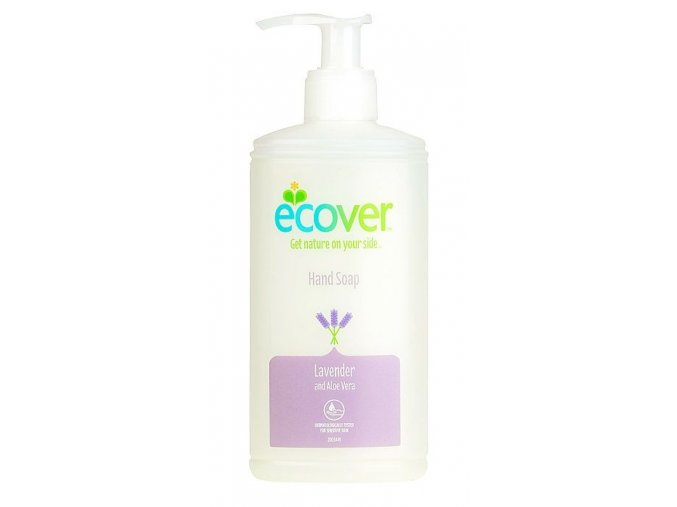 Ecover Tekuté mýdlo s levandulí a aloe 250 ml